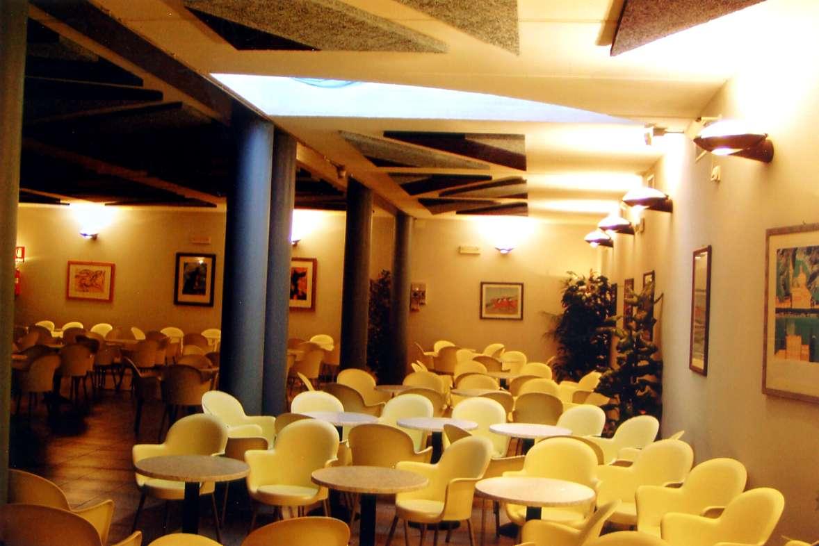 Illuminazione Emergenza Ristorante : Progetti u e interni u e alberghi e ristoranti disano illuminazione spa