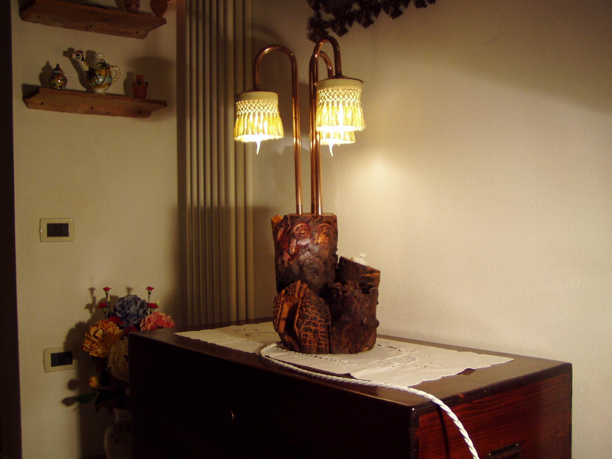 Lampada Tubi Di Rame ~ CaNLiC for .
